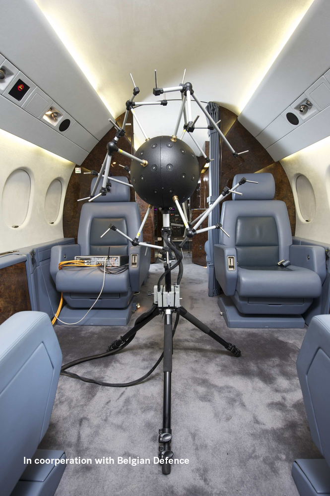 BRUIT INTERIEUR AVION